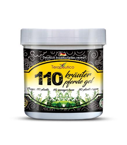 Crema cu 110 plante medicinale 250 ml