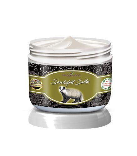 Crema cu grasime de bursuc 125ml