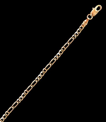 Bratara placata cu aur 18K