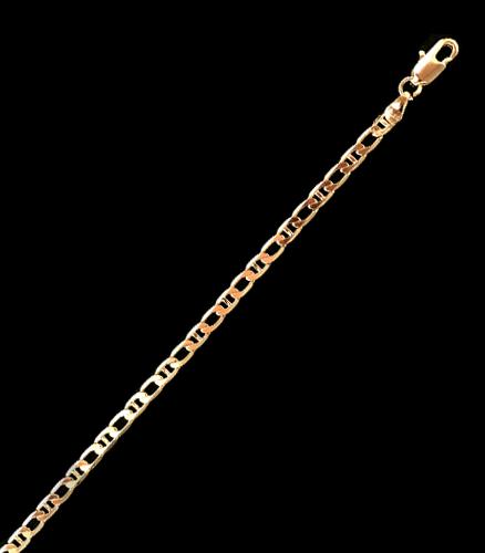 Lantisor placat cu aur 18K