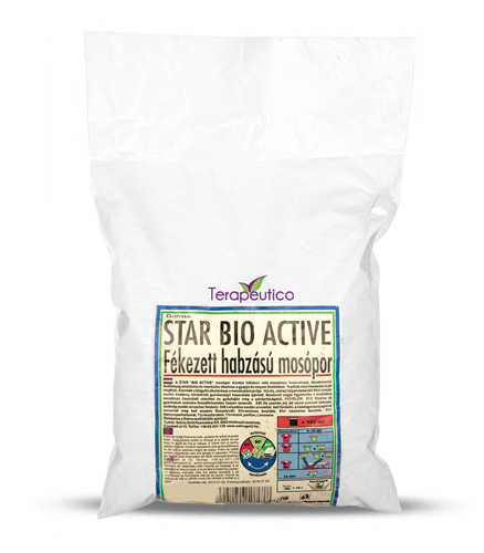 Detergent BIOACTIV cu spumare redusa 1,2 kg