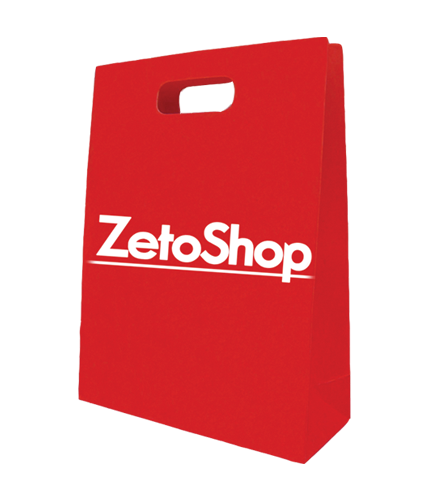 Punga de hartie ZetoShop