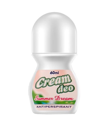 Deodorant cu bila 60ml roz