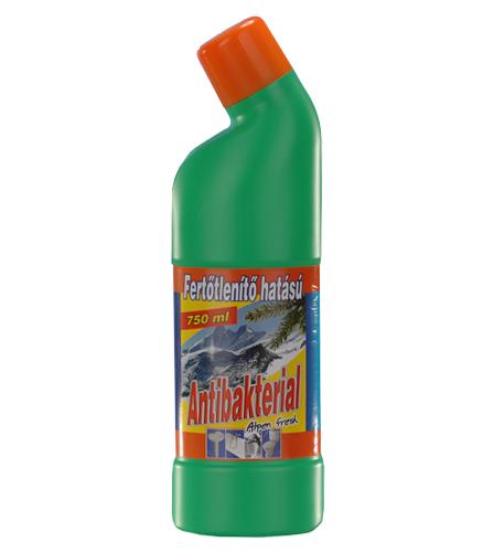 Gel antibacterian wc 750ml fresh