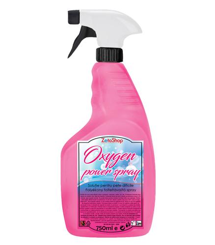 Solutie pentru eliminarea petelor cu oxigen activ 750ml