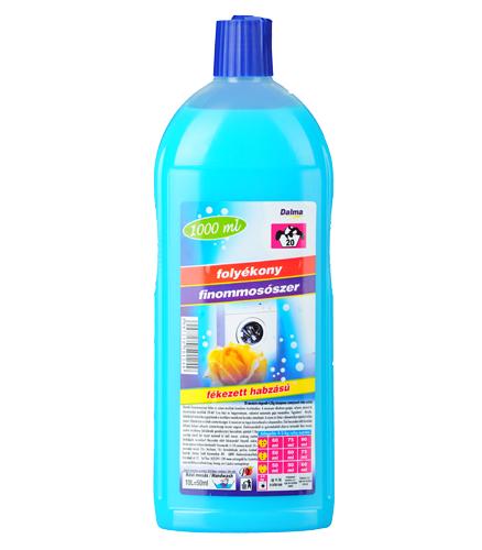 Detergent lichid de rufe 1L albastru