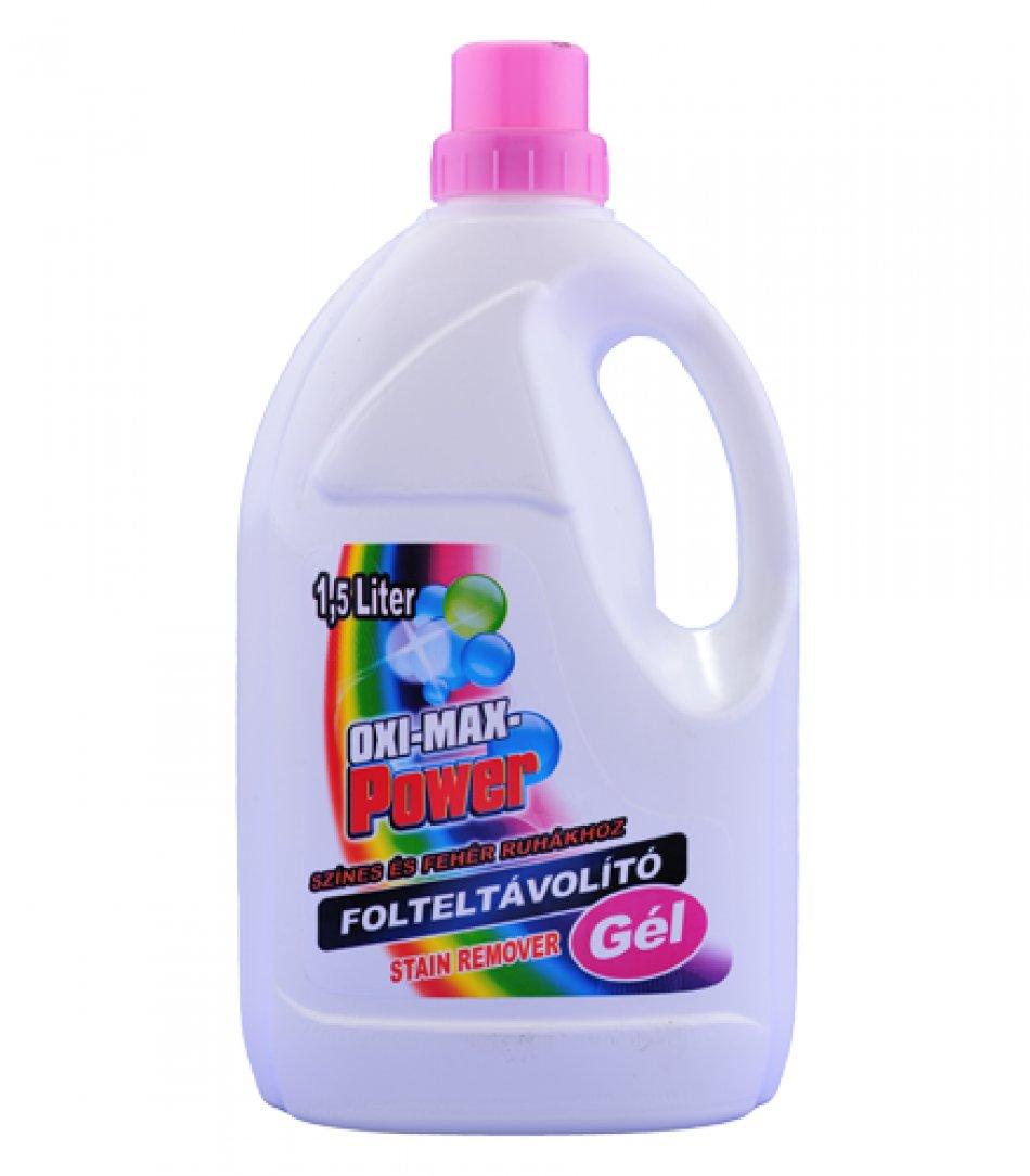 Detergent lichid bioactiv OxiMax 1,5L