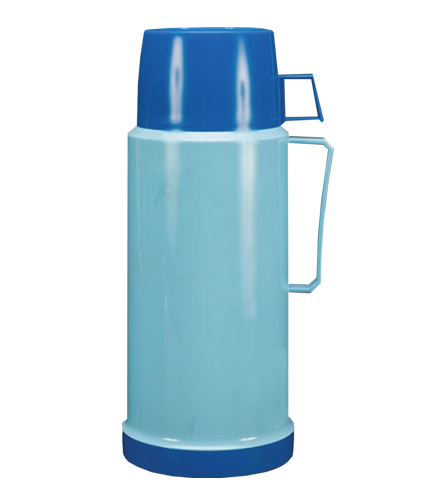 Termos 1 L cu exterior din plastic