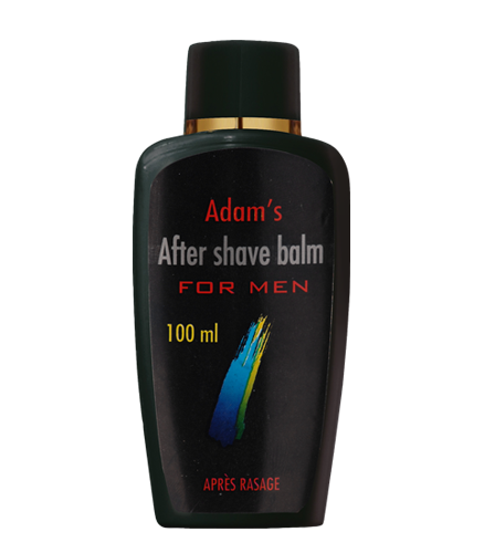 Balsam dupa ras Adams 100ml