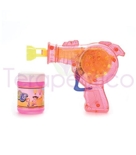 Pistol cu apa pentru baloane de sapun