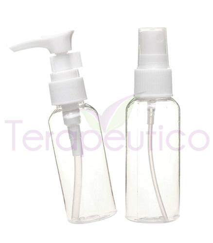 Set 2 recipiente pentru cosmetice ideale si pentru calatorii