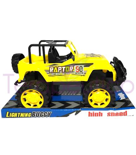 Masina de teren Jeep