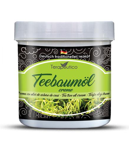 Crema cu ulei de arbore de ceai - 250ml