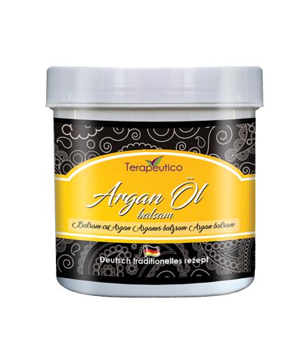 Balsam de corp cu ulei de Argan 250ml