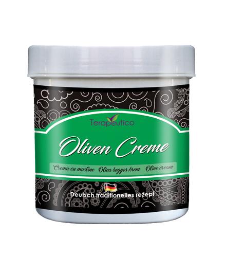 Crema hidratanta cu extract de masline 250ml