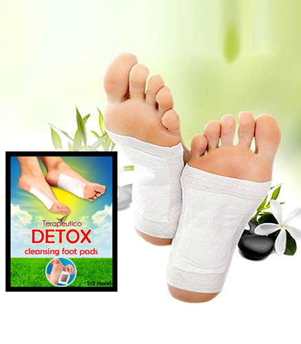 Plasturi pentru detoxifierea organismului cu turmalina
