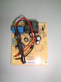 Placa electronica aparat  gatire abur
