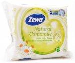 Zewa Natural Camomile hartie igienica umeda 42 buc/pachet