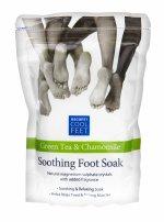 Escenti Cool Feet Green Tea & Chamomile sare baie pentru picioare 450ml