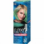 Schwarzkopf Live Pastel Spray colorant pentru par Mint Green 125 ml