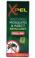 Xpel Mosquito & Insect repelent impotriva tantarilor roll-on 75 ml