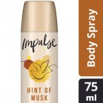 Impulse Hint of Musk deodorant spray 75 ml