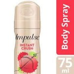 Impulse Instant Crush deodorant spray 75 ml