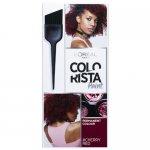L' Oreal Colorista Paint vopsea de par permanenta Cherry Red 120ml + pensula vopsit
