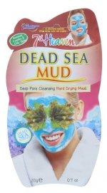 Montagne Jeunesse 7th Heaven Dead Sea Mud masca de fata cu namol din Marea Moarta 20 g