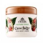Crema hidratanta pentru corp Cyclax Nature Pure Cocoa Butter 300 ml