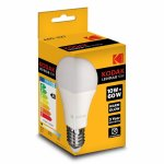 Kodak Led Bulb bec led E27 60W lumina calda