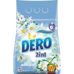 Detergent pudra automat Iris Alb si Flori de Romanita Dero 2in1 20 spalari 2 Kg