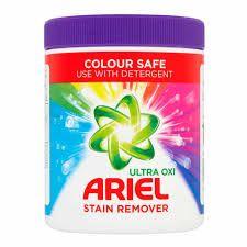 Pudra pentru indepartarea petelor Ariel Ultra Oxi Color Safe 1 Kg