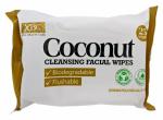 Servetele demachiante, biodegradabile Coconut XBC 25 buc