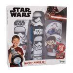Set de baie pentru baieti cu jucarie 3+ ani Star Wars