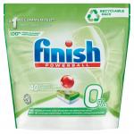 Tablete pentru masina de spalat vase Finish Powerball 0% parfum,fosfati 40 buc 640 g