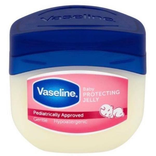 Vaselina cosmetica pentru bebelusi Vaseline Baby protecting Jelly Gentle 100 ml