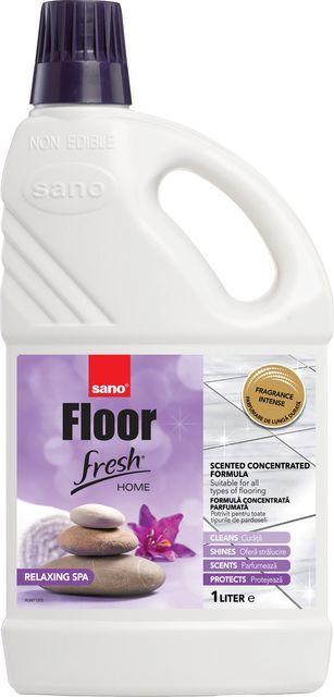 Detergent pardoseli Sano Floor Fresh Home Spa 1L