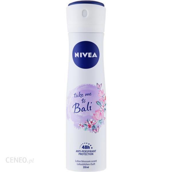 Deodorant anti-transpirant spray Nivea Take me to Bali 150 ml