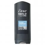 Gel de dus barbatesc Dove Men + Care Clean Comfort Micro Moisture 400 ml