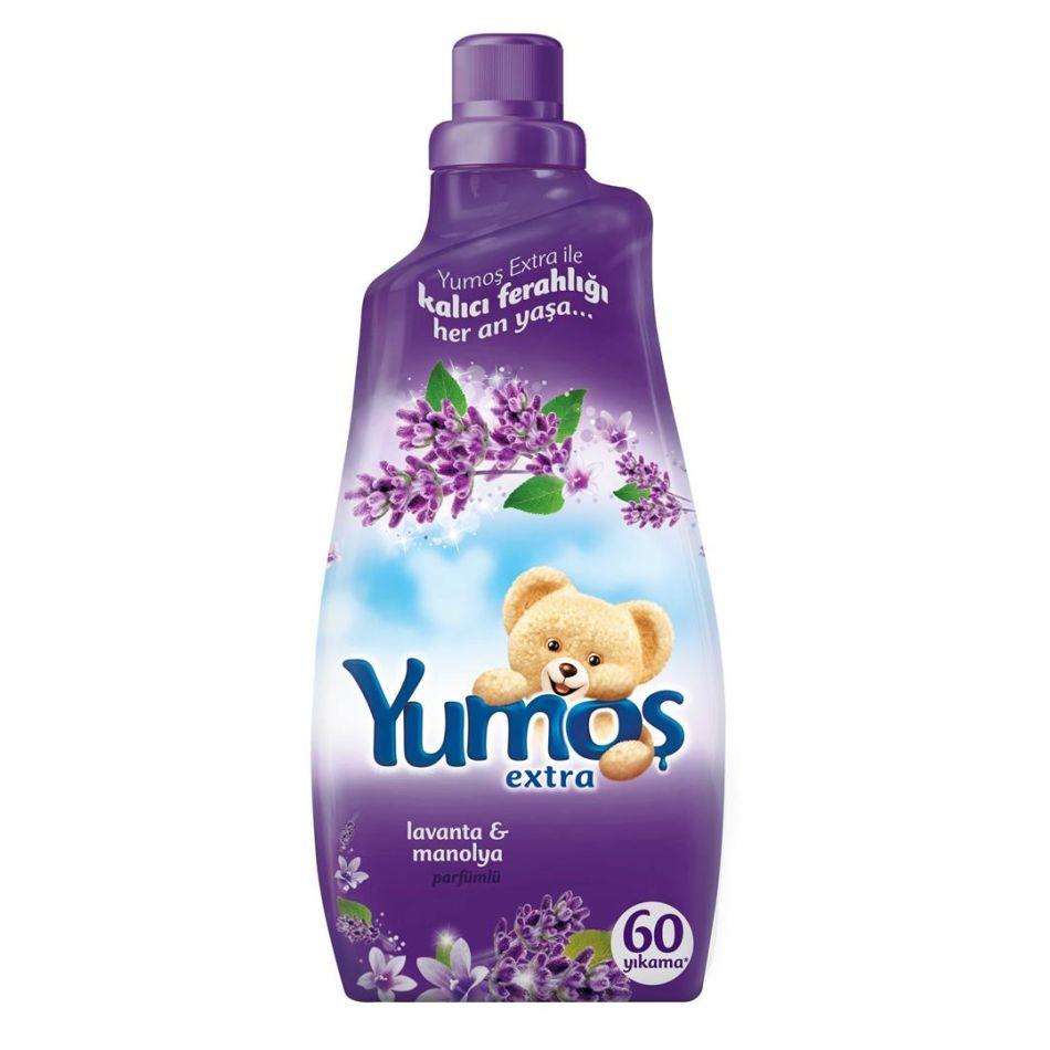 Yumos Extra Lavanda & Manolya balsam de rufe concentrat 60 spalari 1440ml
