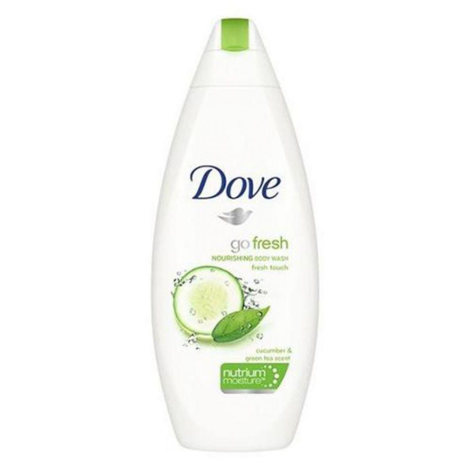 Gel de dus Dove Refreshing Cucumber & Green Tea 250 ml