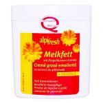 Melkfett crema grasa emolienta cu galbenele si Vitamina E Alpifresh, 250 ml, Lenhart Kosmetik