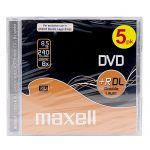 Maxell DVD-RDL 8.5gb 1buc