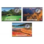 Caiet de geografie 24 file 17x24cm 60/70g/mp 1buc