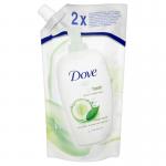 Dove Fresh Touch castraveti&ceai verde rezerva sapun crema lichid 500ml