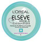 Elvital Tonerde Absolue maske marca pre-samponare detox cu argila pentru par normal cu tendinta de ingrasare 150 ml
