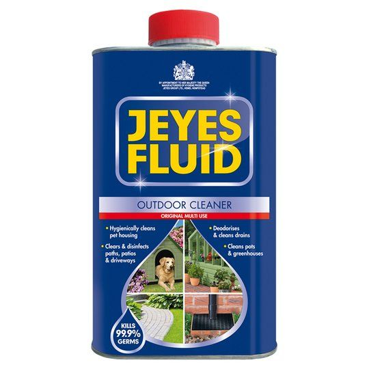 Dezinfectant & Igienizant exterior Jeyes Fluid Outdoor Cleaner & Desinfectant 1000 ml