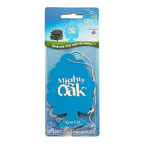 Odorizant auto Mighty Oak New Car tip bradut