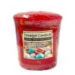 Lumanare parfumata Votive Sparkle Shimmer, Yankee Candle 49 g